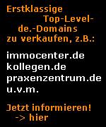 Top-Domain zu verkaufen